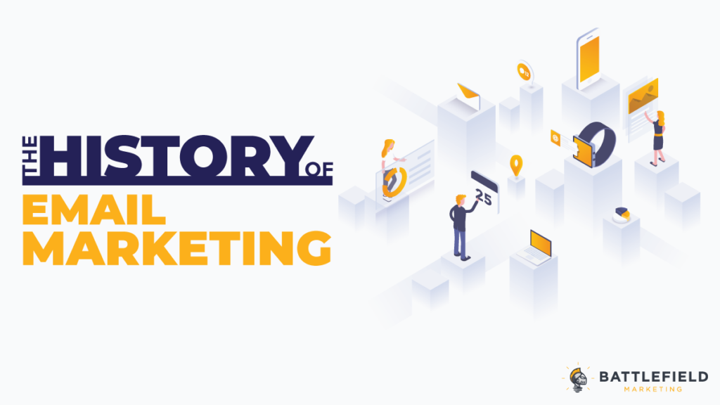 The History of Email Marketing